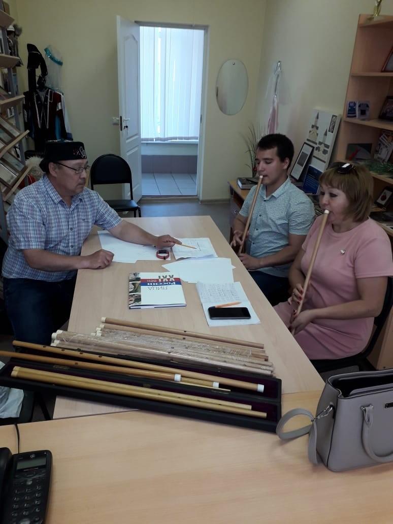 Дни башкирской культуры и просвещения в Самарской области.