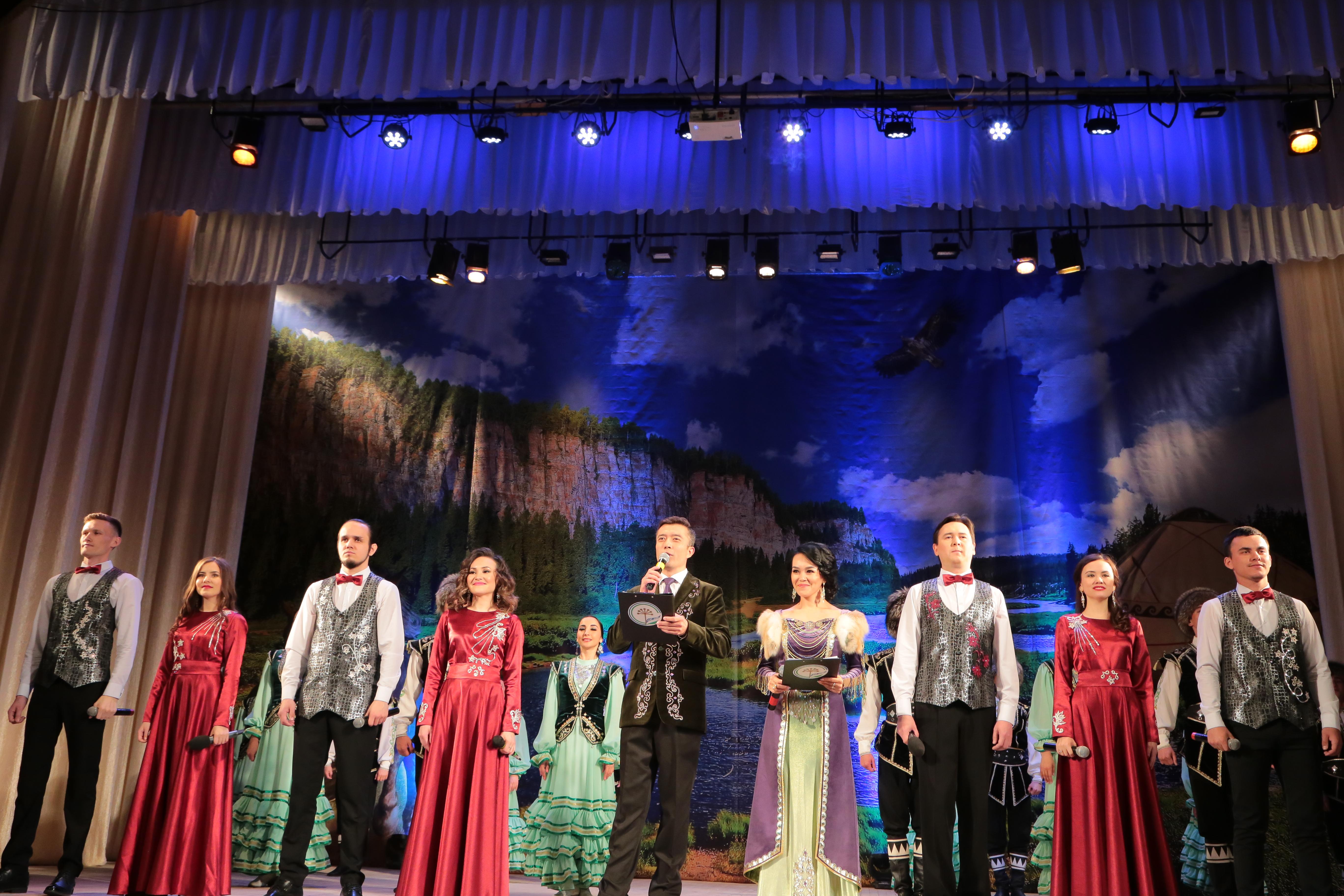 Закрытие 21-го концертного сезона «Башҡортостан — алтын бишегем»