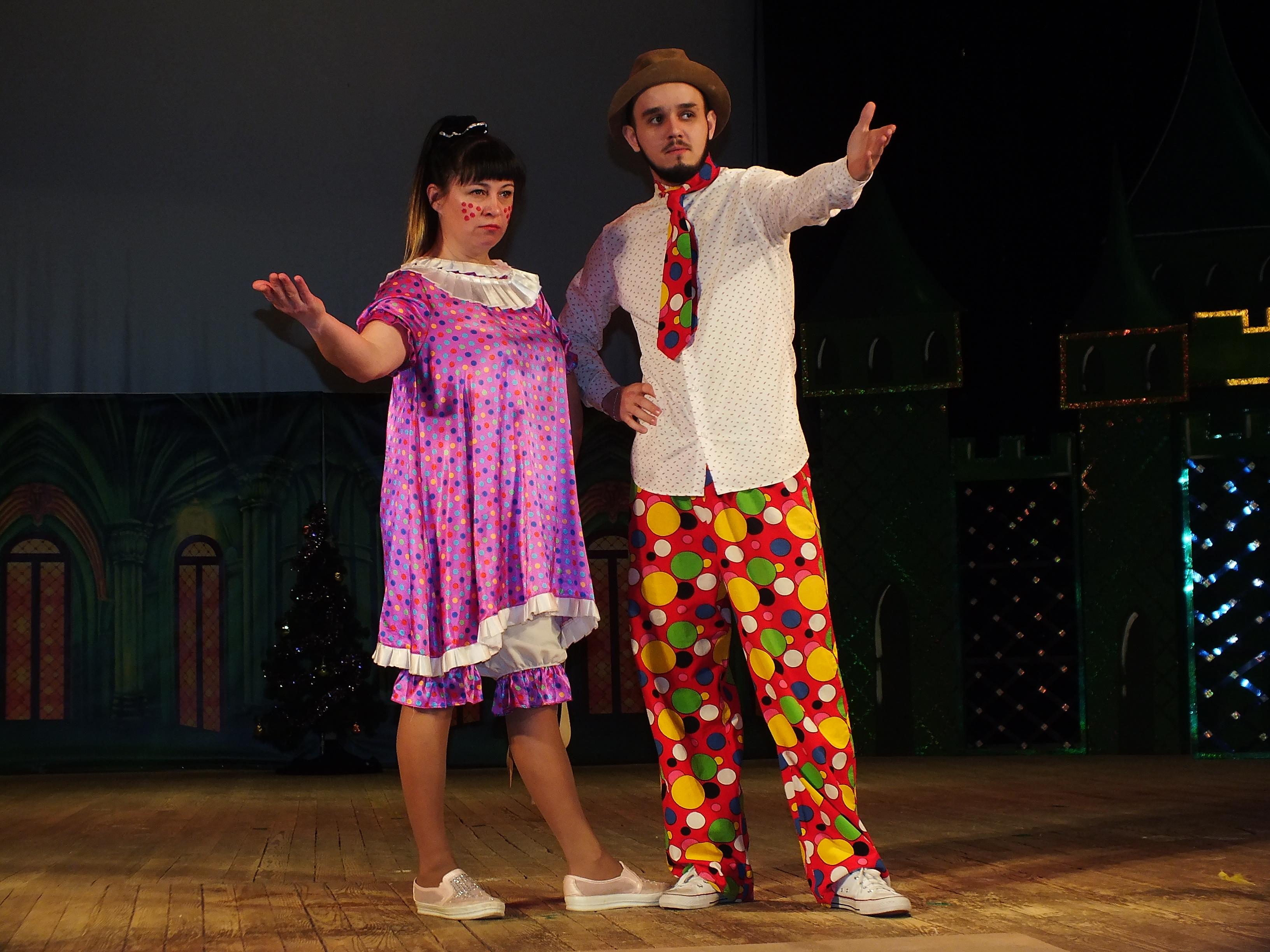 Сегодня состоялся эстрадно-цирковой концерт группы «Чингиз и Тамерлан»!