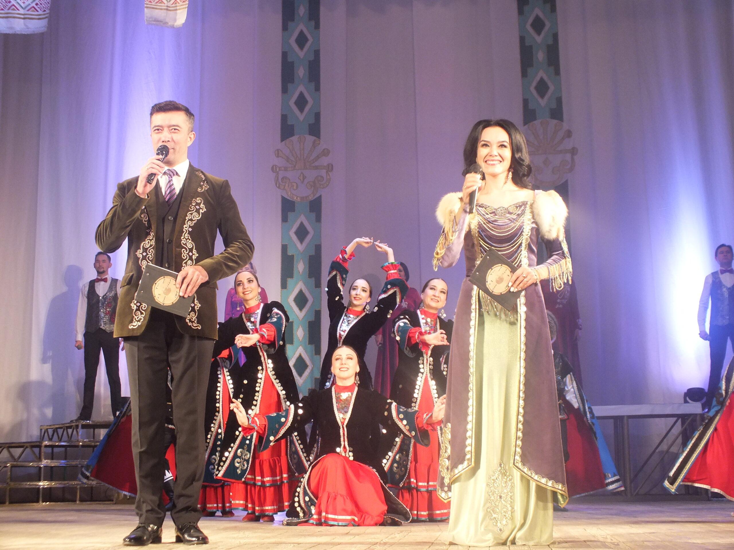 Концерт башкирской эстрадной группы «Ҡәрҙәштәр»,посвященный Дню башкирского языка.