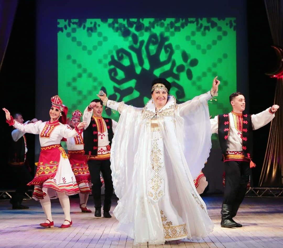 Артисты Нефтекамской государственной филармонии присоединяются к флешмобу!