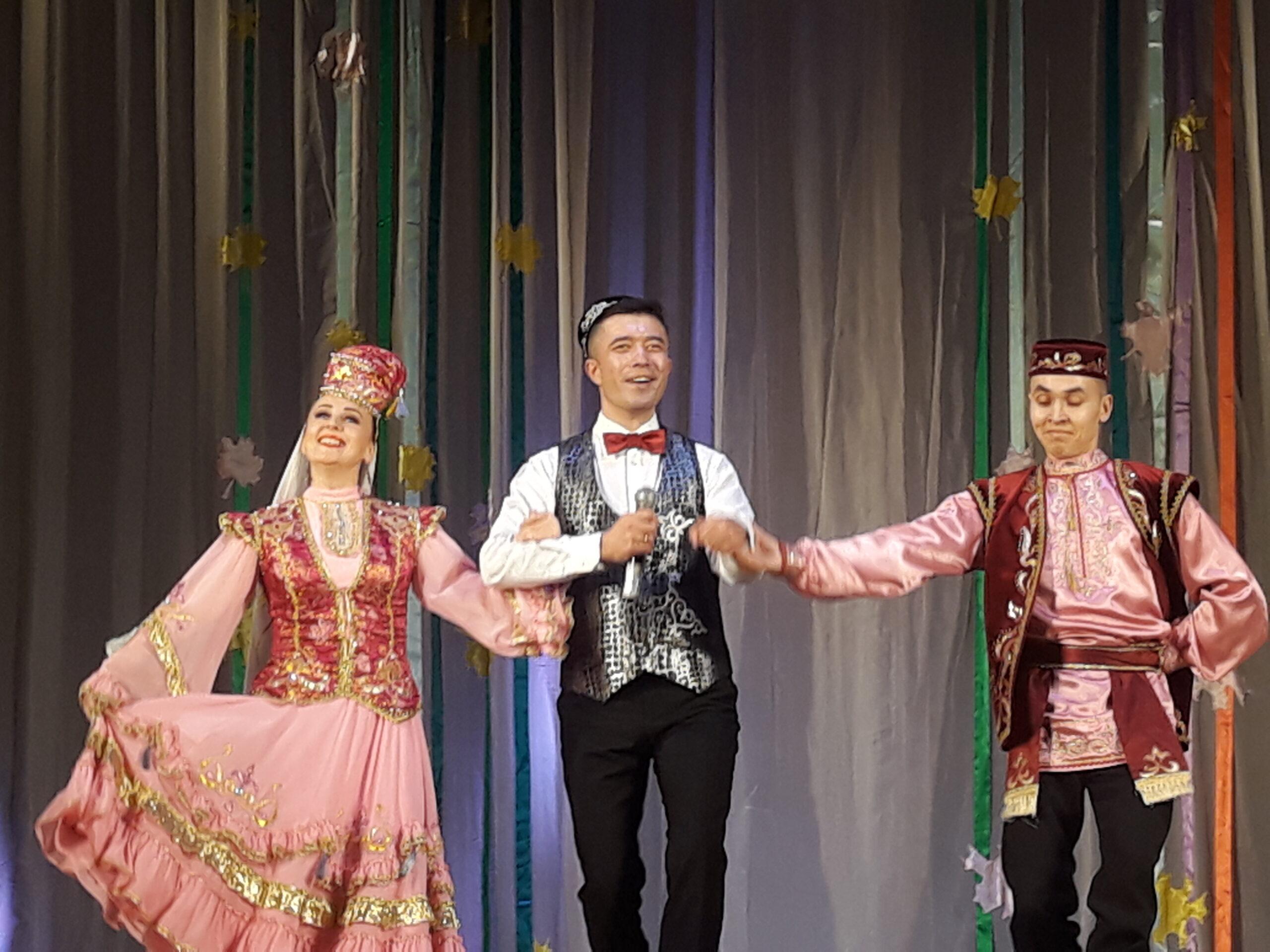 Музыкально-познавательная программа «Ярмарка танцев».
