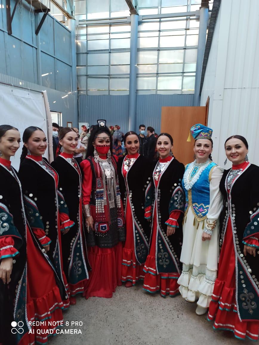 16 апреля 2021 года — День национального костюма в РБ.