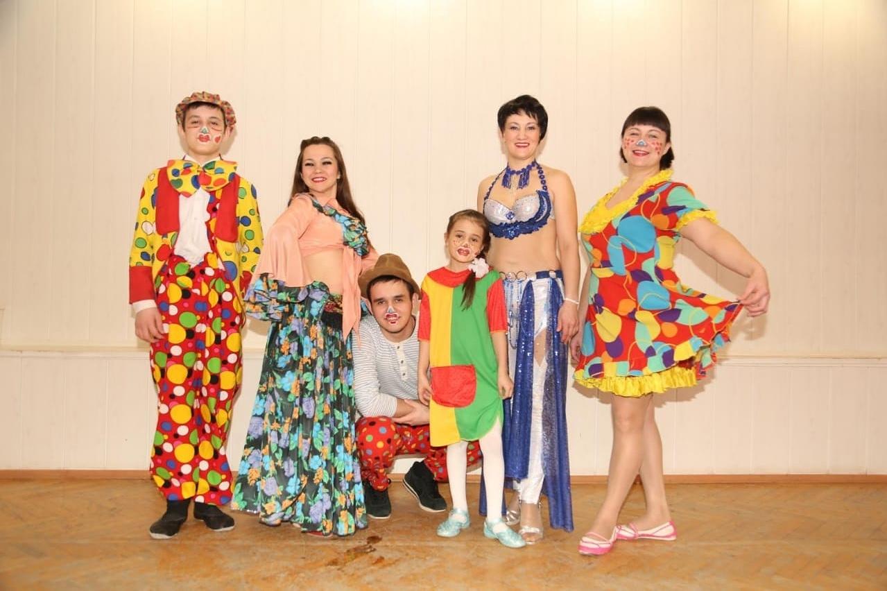 Поздравляем с Международным Днем цирка!