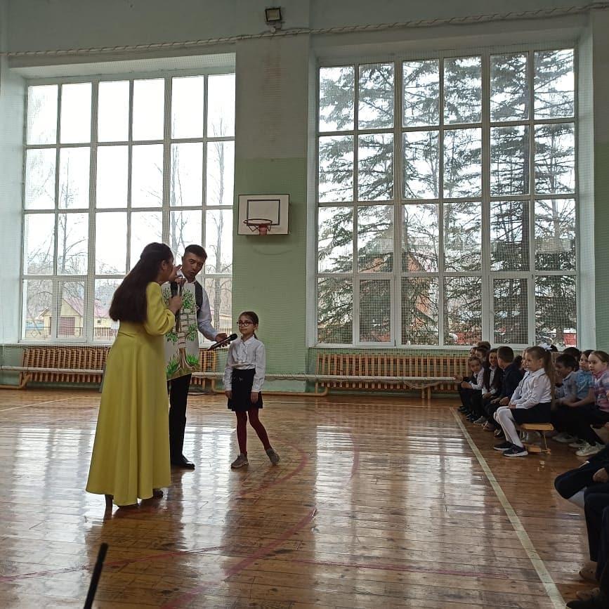 В с.Амзя ГО г.Нефтекамск РБ состоялась музыкально-познавательная программа «Дом радости и счастья».