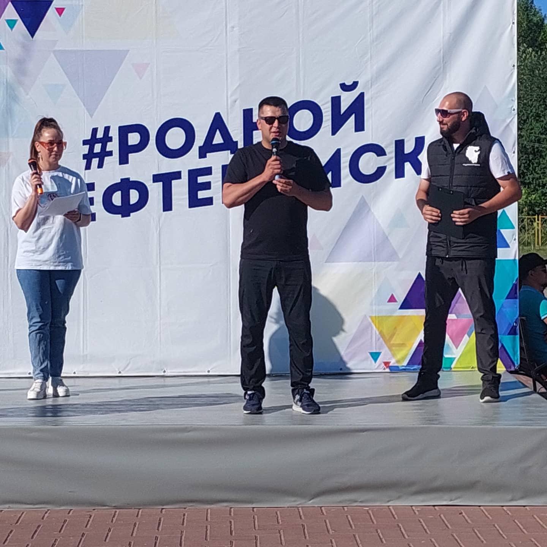 Сегодня в Городском парке культуры и отдыха г.Нефтекамск состоялось торжественное открытие велосезона