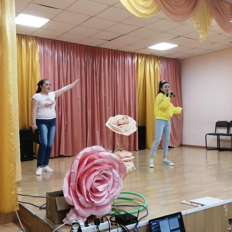 Сегодня артисты детского музыкального лектория выступили в п.Энергетик ГО г.Нефтекамск РБ
