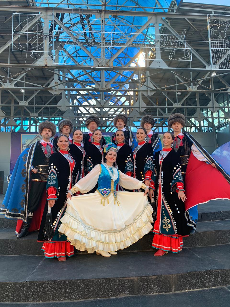 Сегодня отмечается День национального костюма народов Республики Башкортостан