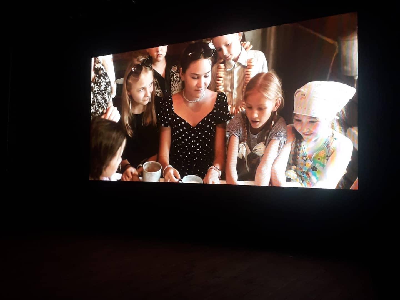В Нефтекамской государственной филармонии состоялся показ фильма «Деревенские яблочки»