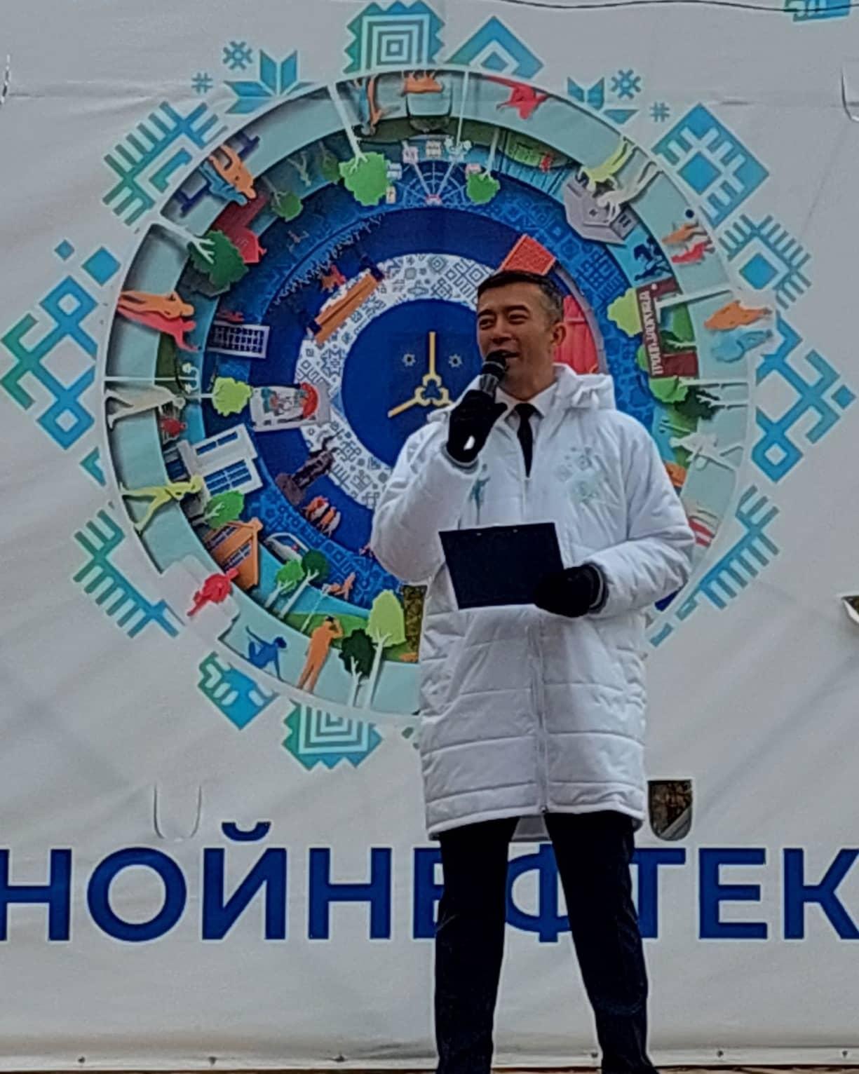 Сегодня на Тропе здоровья состоялся концерт, посвященный Дню Республики Башкортостан