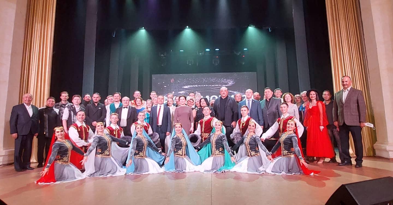 Сегодня в Башкирской государственной филармонии имени Хусаина Ахметова состоялся концерт Нефтекамской государственной филармонии
